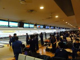 「神戸市立青陽東養護学校 招待ボウリング」開催