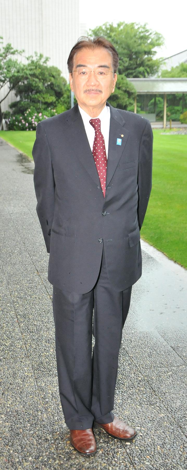 64 th President Masayuki Yoshii