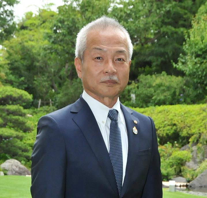 第65代会長 澤田正樹