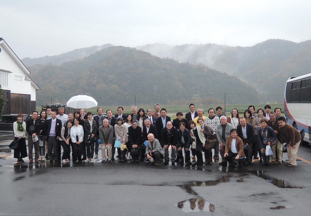 神戸東ロータリークラブ創立65周年家族旅行