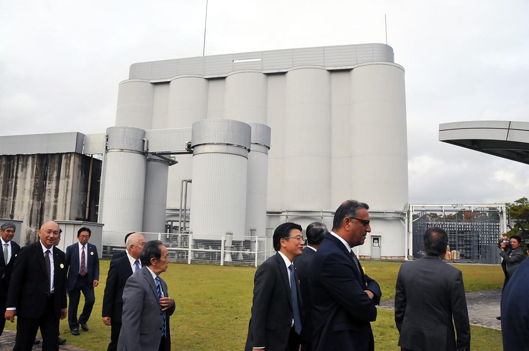 職場訪問 自然との調和を図った「キリンビール神戸工場」を見学