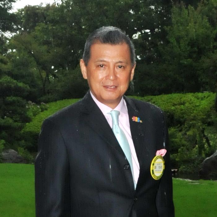 第67代会長 鮑 悦初