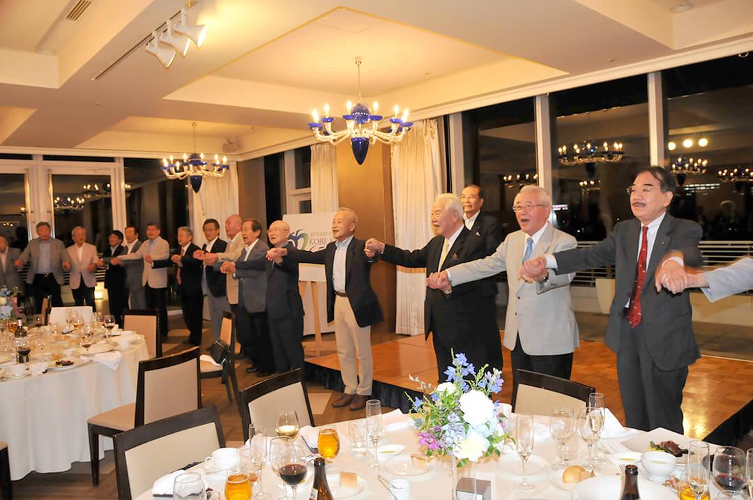 創立65周年の1年間を振り返りながら 第2回会員親睦会を開催しました