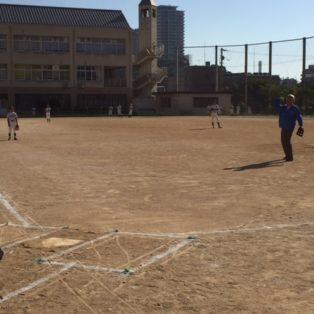 第8回神戸市中央区少年団親善野球大会